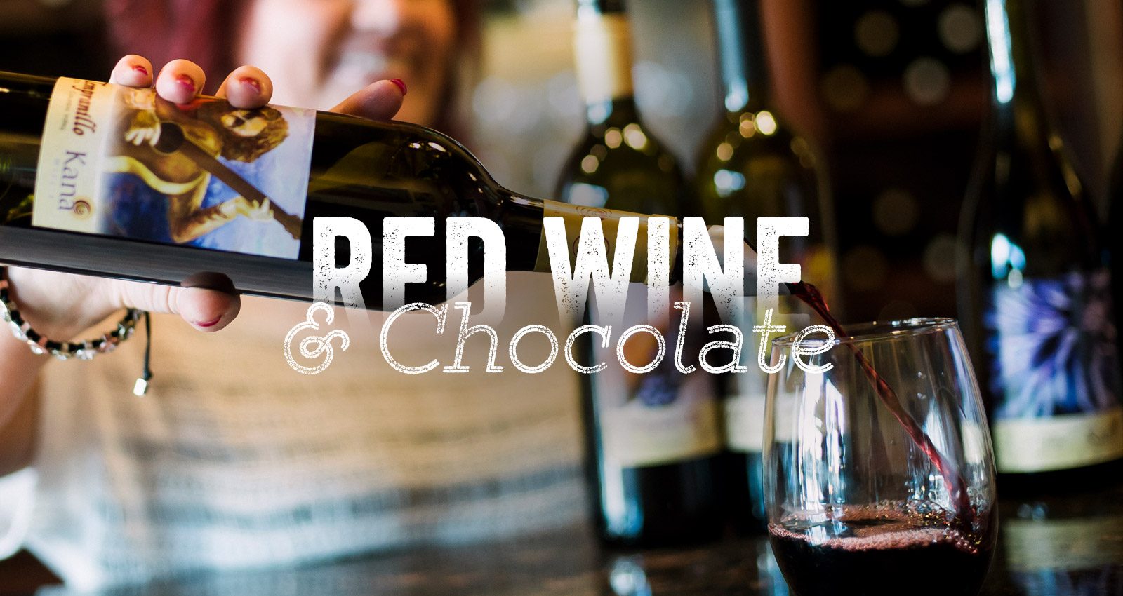 Red Wine and Chocolate Event in Yakima Valley Wine Country